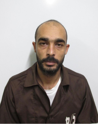 Mahmoud Miqdad, suspected of being recruited by Hamas' military wing to carry out an IED attack in Israel.