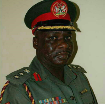Nigerian army Colonel Dahiru Bako who was killed in an ISIS ambush (HumAngle.ng, Nigerian news website covering Africa, September 21, 2020)