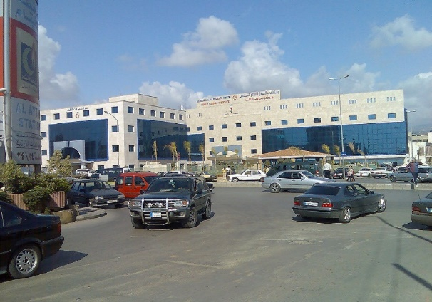 Cardiac diseases hospital of Al-Rasoul al-Azam Hospital (which belongs to Hezbollah's Martyrs Foundation), constructed by Arch Consulting (website of Arch Consulting).