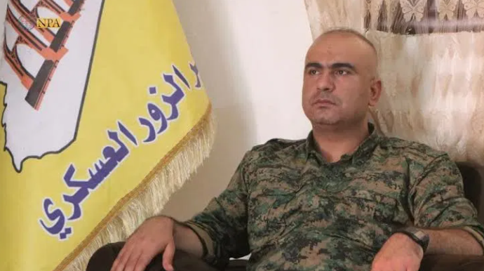 Ahmad al-Khbeil, head of the Deir ez-Zor military council, who escaped unscathed (Shahed Agency, affiliated with the rebel organizations in Syria, November 1, 2020).