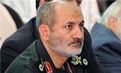 Mohammad Kazemi, the Head of the Intelligence Protection Organization of the IRGC (Fars, January 29, 2017)