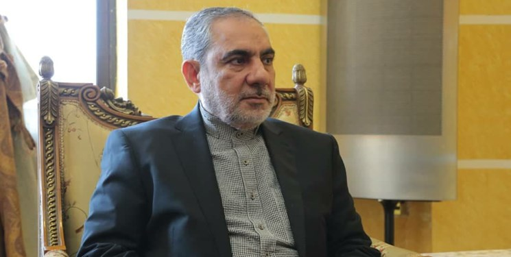 Hasan Irlu, the Iranian Ambassador to Yemen (Fars, December 9, 2020)
