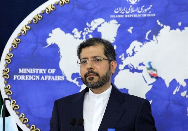 The spokesman of the Iranian Ministry of Foreign Affairs (Tasnim, December 21, 2020)