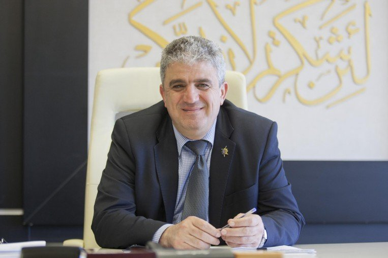 Bayan Qasem, appointed CEO of the new bank (al-Iqtisadi website, July 21, 2020).