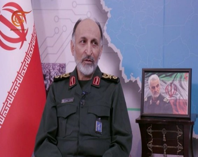 The Deputy Commander of the Qods Force, Mohammed Hejazi in an interview to al-Mayadin TV (January 3, 2021)