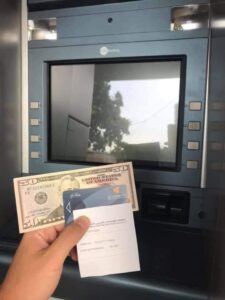 New ATMs placed in the branches of the Al-Qard al-Hasan Association (Sour Press, November 7, 2020)