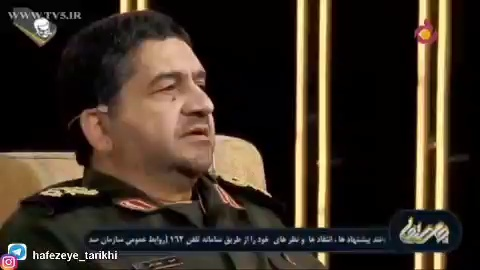The former commander of the IRGC's artillery force in Syria in an interview to channel 5 of Iranian TV (January 4, 2021)