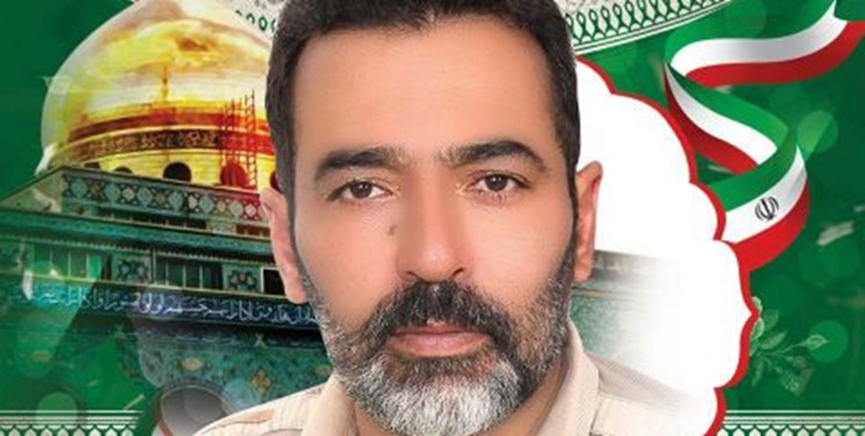 The IRGC fighter killed in Syria. (ISNA, July 9)