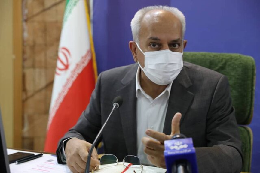 Kivan Kashefi, the Chairman of the Joint Syrian-Iranian Chamber of Commerce. (ISNA, August 23)